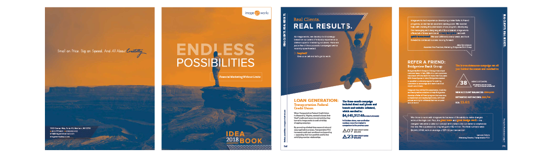 2018 Idea Book